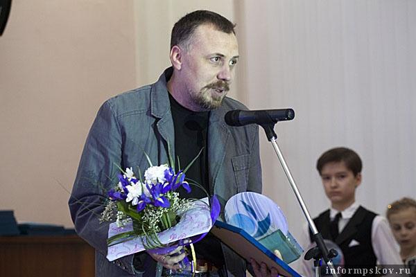 На фото: Александр Бушуев