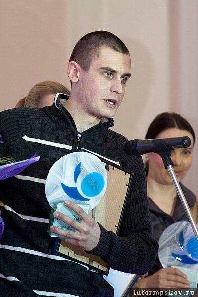 На фото: Виталий Скобелев