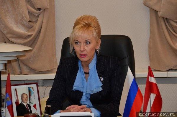 Мэр Даугавпилса Жанна Кулакова уверена, что её город может претендовать на звание «Восточных ворот Европы»