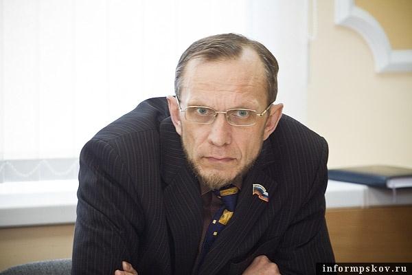 Евгений Самуйлов помнит, что политика – это «искусство компромисса»