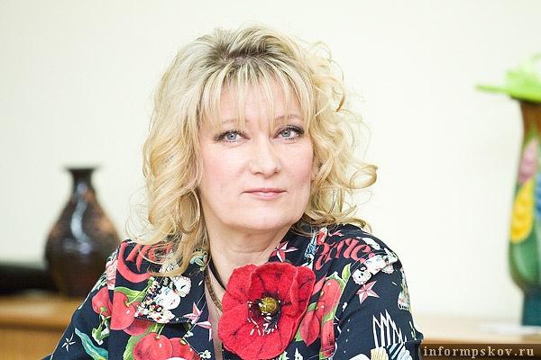 На фото: Ольга Хохлова