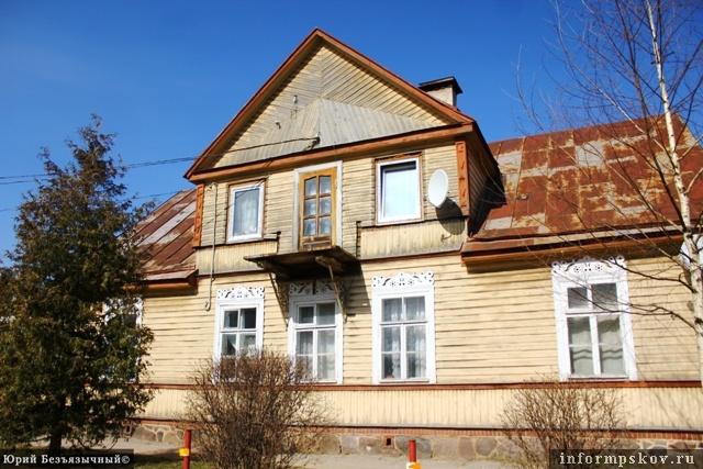 На фото: Дом адвоката Златинского (место собрания кружка русских монархистов)