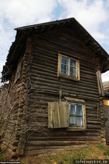 На фото: Дом стрельца (конец XVII - начало XVIII века)