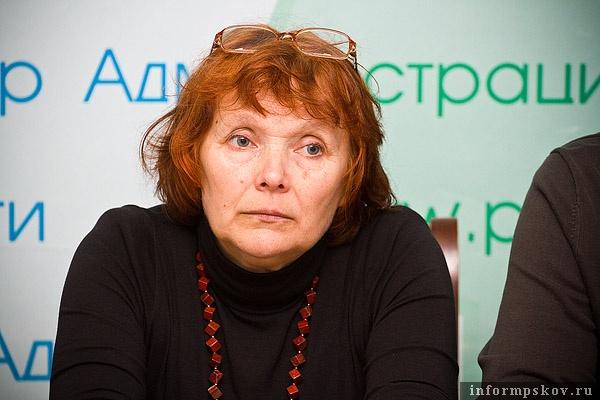 На фото: Наталья Сергеева