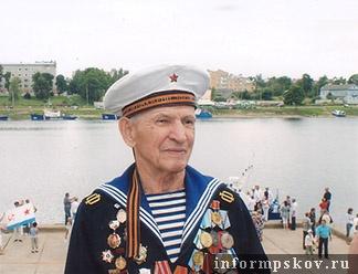 На фото: Василий Храбрых