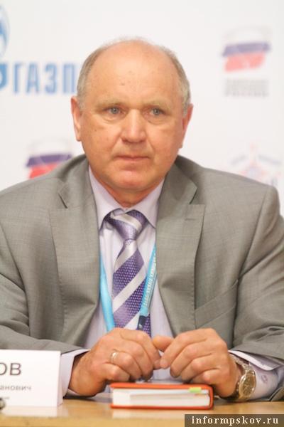 На фото: Владимир Орлов