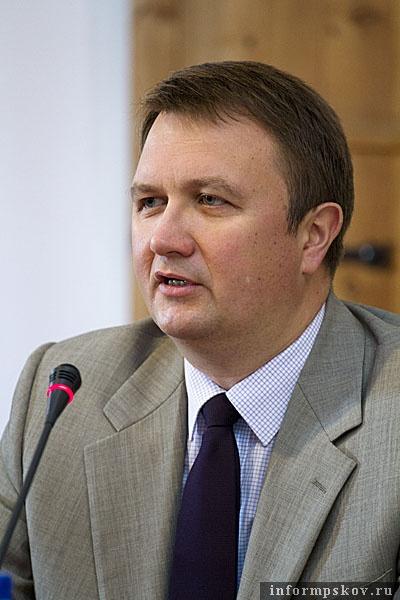 На фото: Владимир Мищенко