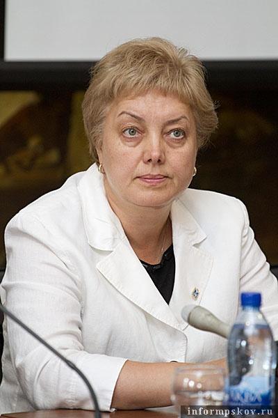 На фото: Вера Емельянова