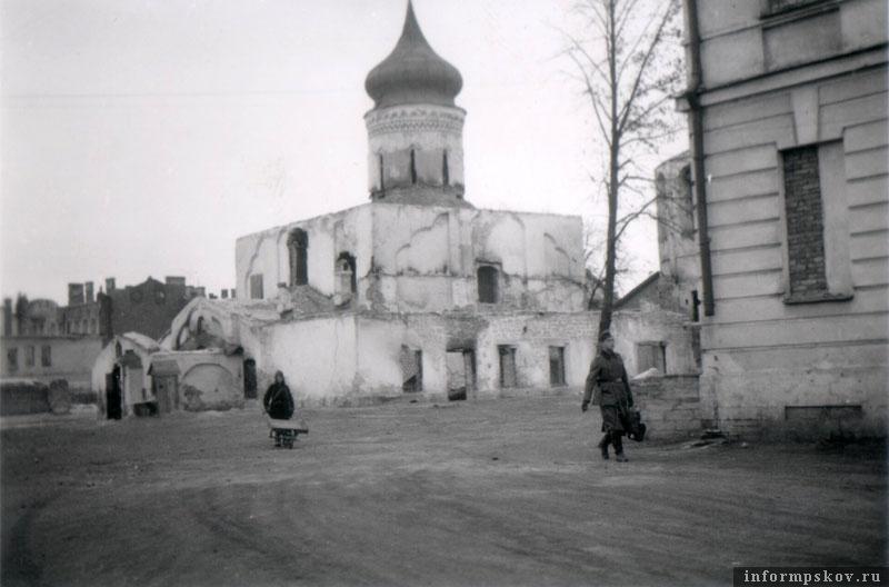Фото из коллекции Вячеслава Волхонского