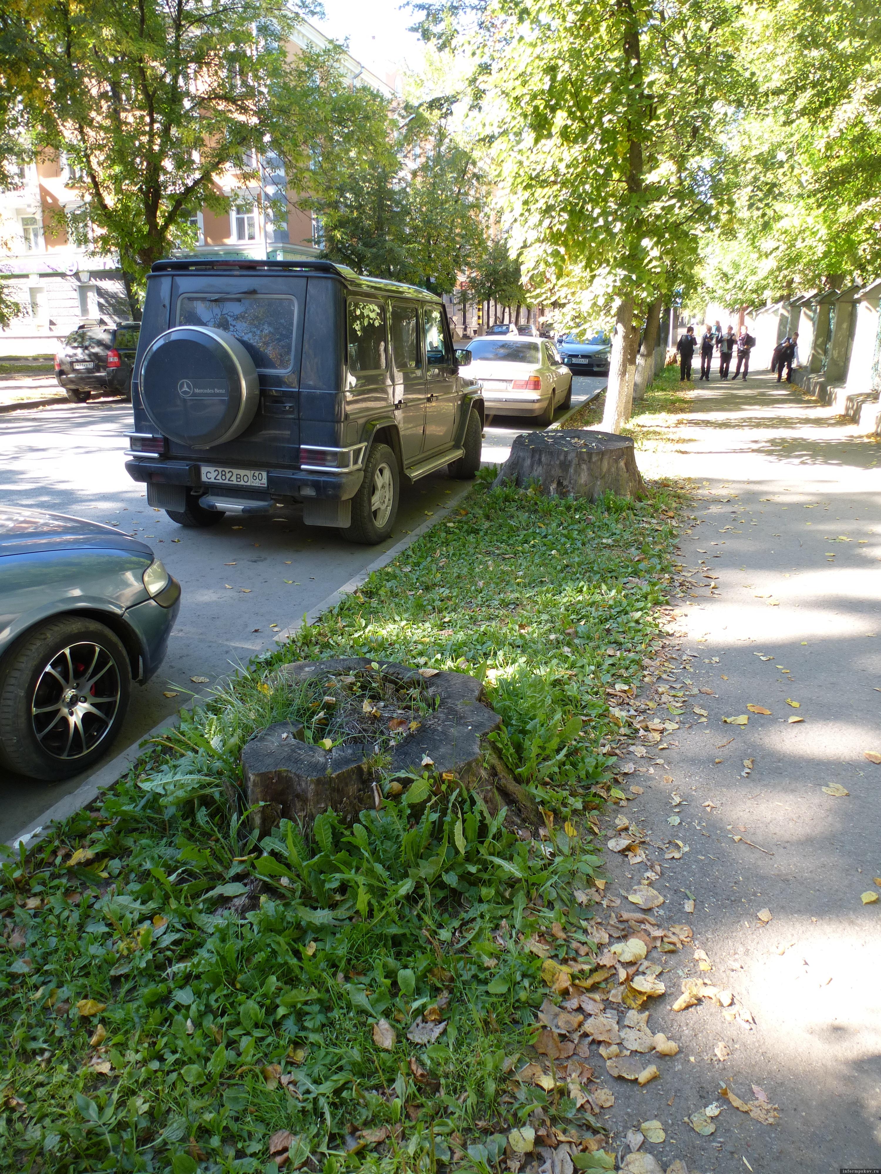 На фото: улица Ленина