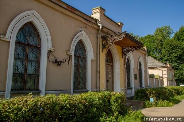 На фото: здание музея