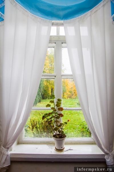 А за окном была осень...