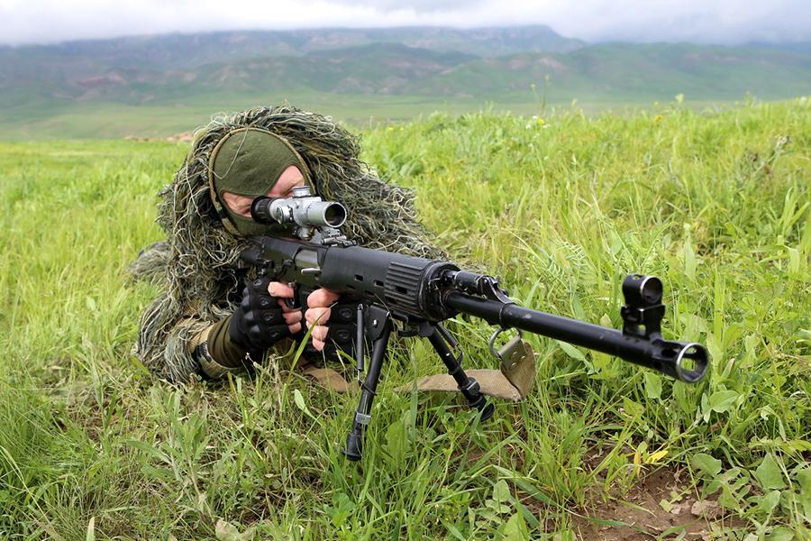 оригинальные картинки снайперов современных шуму наделала