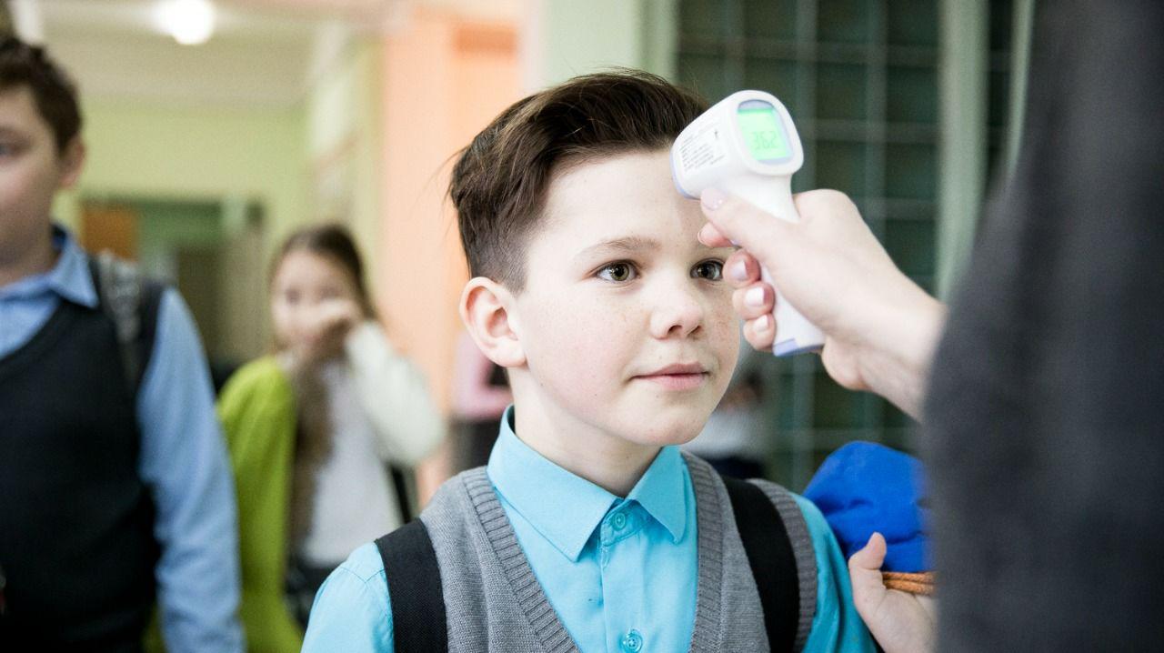 Комздрав СПб: Школы – главные рассадники COVID-19