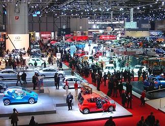 Женевский автосалон представит 65 мировых премьер