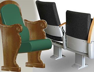 Кресла и стулья для обновлённого Псковского драмтеатра обойдутся в 10 миллионов