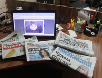 Обзор прессы с Еленой Лешкиной