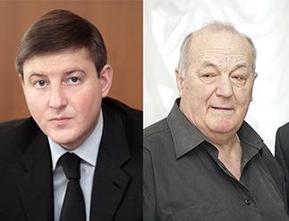 Губернатор Турчак обсудил с актером Новохижиным проблемы и перспективы развития псковского драмтеатра