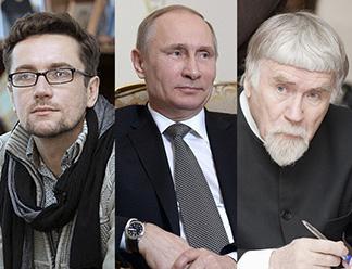 """Путин уверен, что Сенин может показать """"не пародию на Шекспира, а самого Шекспира"""""""