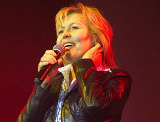 Выступление рок-звезды Ольги Кормухиной станет кульминацией Дней города Пскова