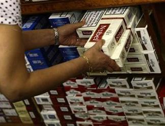 Незаконный ввоз табака в страны Балтии пресекают в Псковской области
