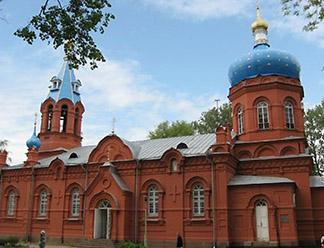 Воинский храм Александра Невского в Пскове празднует престольный праздник