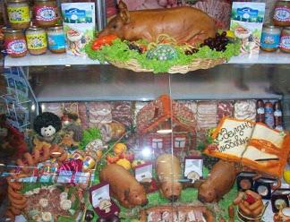 """Более 80 сельхозпроизводителей приняли участие в порховской ярмарке """"Осень-2011"""""""