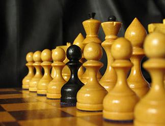 Шахматисты Псковской области оказались сильнее новгородцев