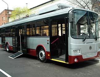 Пять низкопольных автобусов для перевозки инвалидов готов приобрести Псковпассажиравтотранс