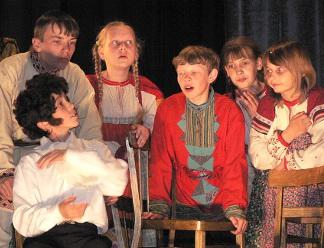 Весь Изборск – театр, все Пушкины там - крепостные