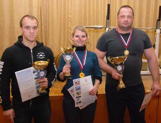Андрей Сафронов стал победителем Кубка Псковской области по жиму штанги лёжа